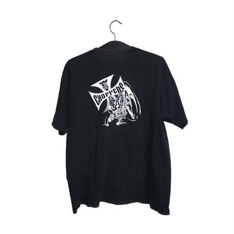"【USED】00'S WEST COAST CHOPPERS T-SHIRT ""JESSE JAMES"""