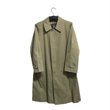 【USED】90'S BURBERRYS STAND FALL COLLAR COAT