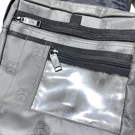 【USED】00'S STUSSY MONOGRAM SHOULDER BAG