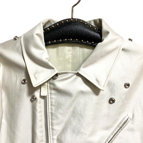 【USED】HELMUT LANG 2004SS RAIDERS COAT OFF-WHITE