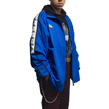 【USED】00'S KAPPA OVERSIZED SPORTS JACKET