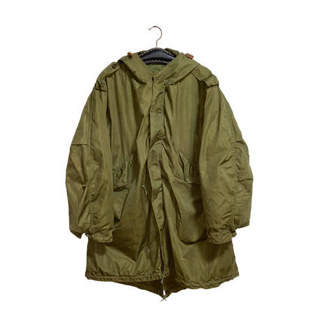 【USED】50'S U.S.ARMY M-51 FISHTAIL PARKA