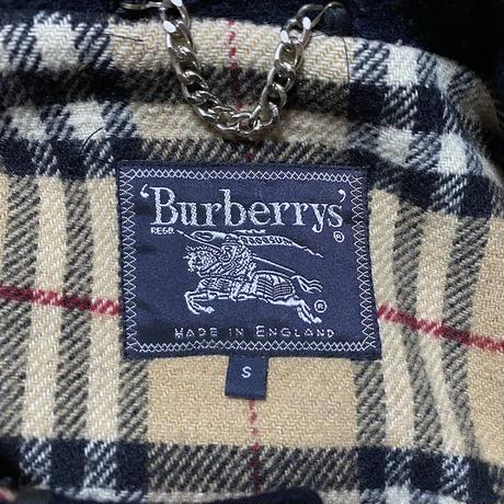 【USED】90'S BURBERRYS DUFFLE COAT MADE IN ENGLAND