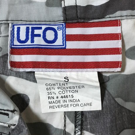 【USED】UFO BUGGY CARGO PANTS CITY CAMO