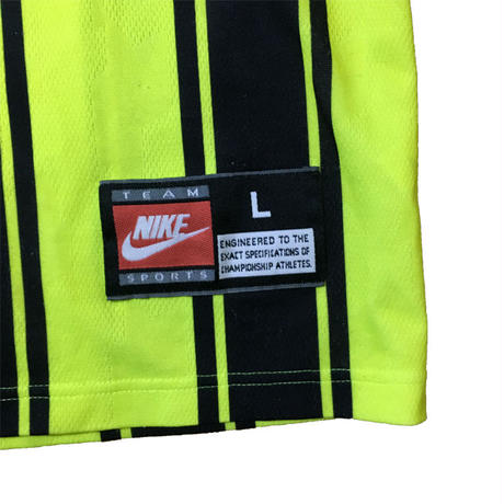 【USED】90'S NIKE UK HOOLIGAN GAME SHIRT