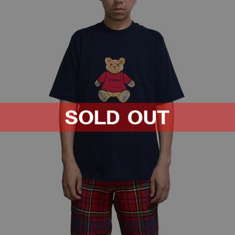【DEAD STOCK】90'S  BURBERRYS BEAR T-SHIRT