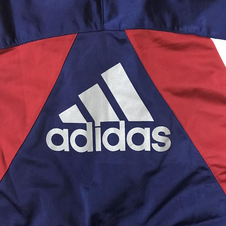 【USED】90'S ADIDAS 3STRIPES × TREFOIL TRACK JACKET