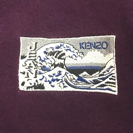 【USED】VINTAGE KENZO JEANS SWEAT SHIRT