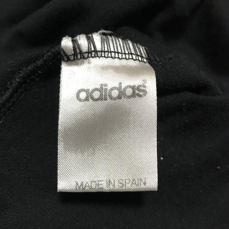 【USED】90'S ADIDAS 3-STRIPES LOGO T-SHIRT