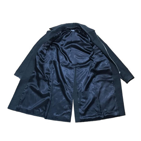"【USED】RAF SIMONS 1998-1999 AW ""RADIOACTIVITY"" BIKER JACKET COAT"