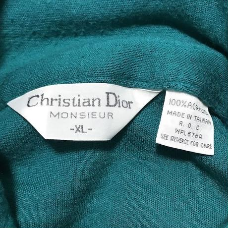 【USED】90'S CHRISTIAN DIOR TRACK JACKET