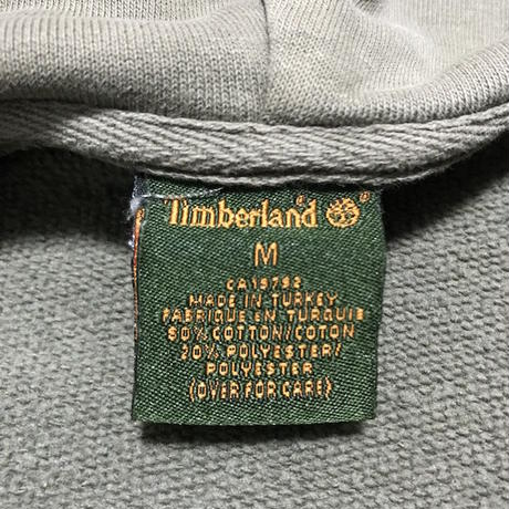 【USED】90'S TIMBERLAND OLD HOODIE
