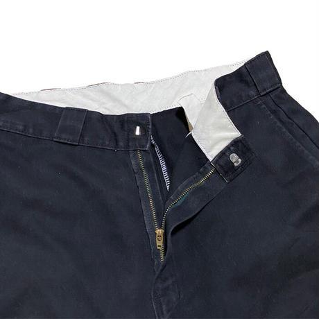 【USED】DICKIES WORK PANTS BLACK