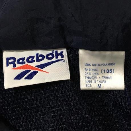 【USED】90'S REEBOK NYLON JACKET