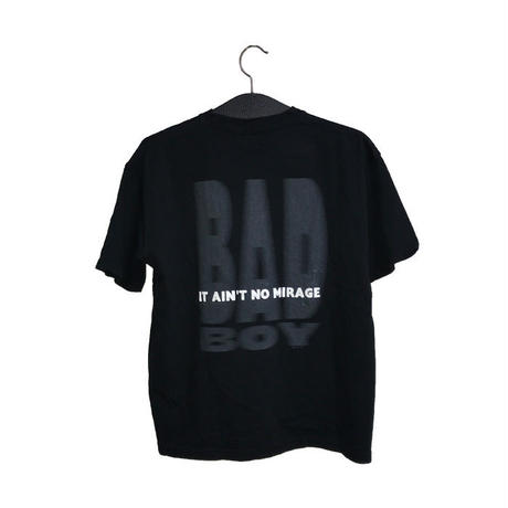 【DEADSTOCK】90'S BAD BOY T-SHIRT BLACK