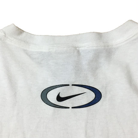 【USED】90'S  NIKE SWOOSH AIR LOGO T-SHIRT