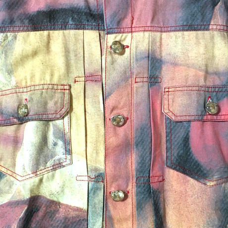 "【USED】90'S VIVIENNE WESTWOOD ""HERACLES KISS"" DENIM JACKET"