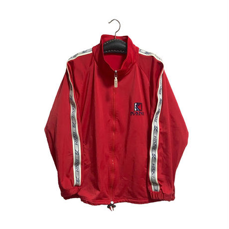 【USED】90'S KANI SPORTS TRACK JACKET