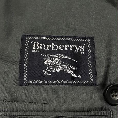 【USED】90'S BURBERRYS DOUBLE BREASTED JACKET