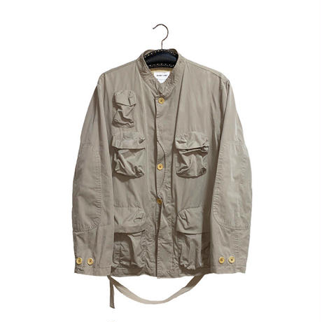 【USED】90'S HELMUT LANG PARACHUTE JACKET WITH CARGO POCKET