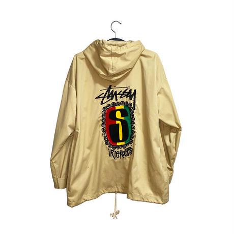 【USED】90'S BOOTLEG STUSSY HOODED JACKET