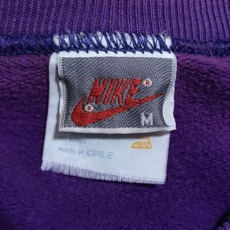 【USED】90'S NIKE FLIGHT SWEATSHIRT