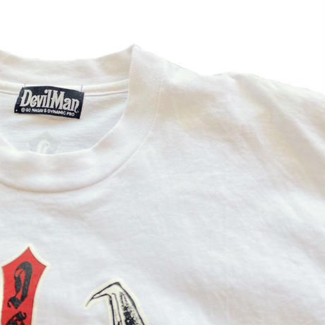 【USED】90'S DEVIL MAN T-SHIRT