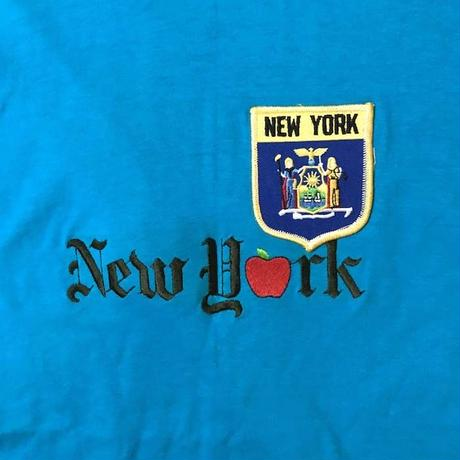 【USED】90'S NEW YORK SOUVENIOR T-SHIRT
