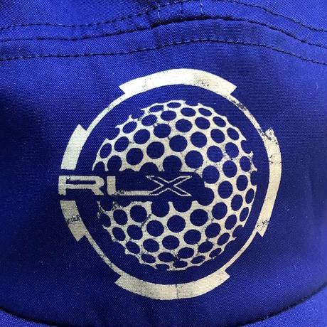 【USED】90'S RLX RALPH LAUREN JET CAP