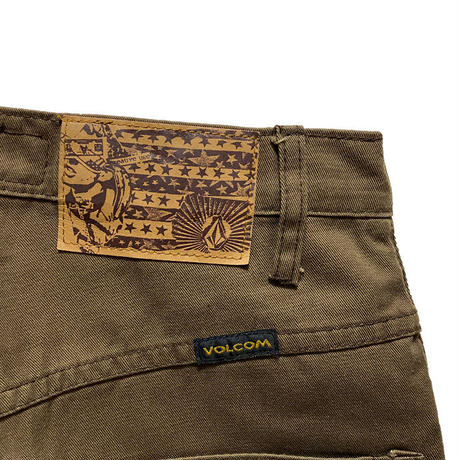 【USED】90'S VOLCOM SHORTS MADE IN U.S.A.
