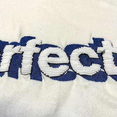 "【USED】BERNHARD WILLHELM BEAD EMBROIDERY T-SHIRT ""PERFECT"""