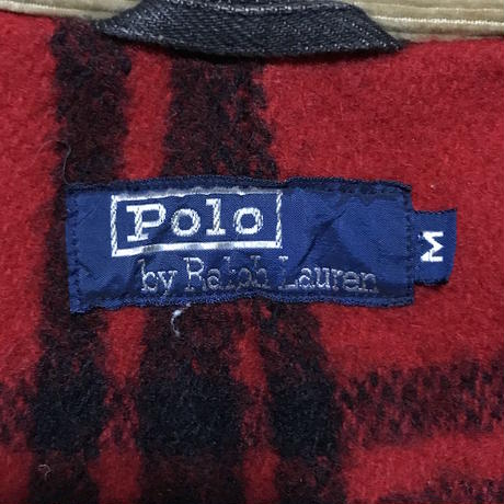 【USED】90'S  POLO BY RALPH LAUREN DENIM JACKET