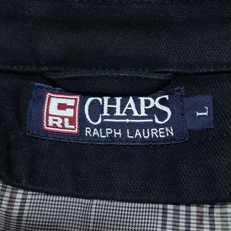 【USED】CHAPS RALPH LAUREN COTTON JACKET