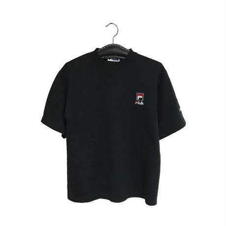 【USED】90'S FILA LOGO T-SHIRT