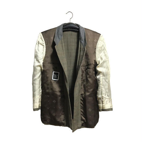 【USED】90'S CHRISTIAN DIOR MONSIEUR DOUBLE-BREASTED JACKET