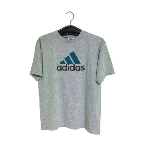 【USED】90'S ADIDAS 3STRIPS LOGO  T-SHIRT