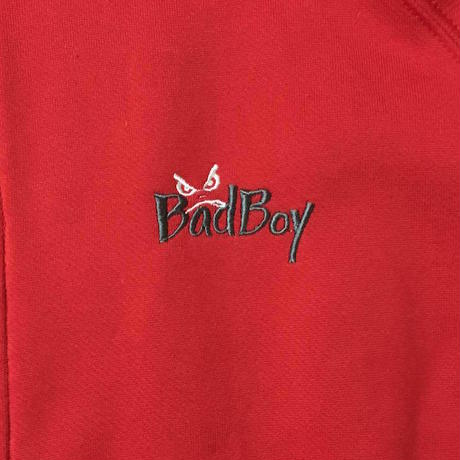 【USED】90'S BAD BOY TRACK TOP