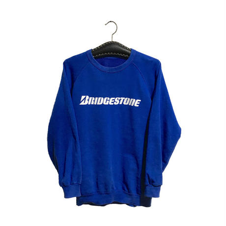 【USED】90'S BRIDGESTONE SWEATSHIRT