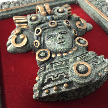 【USED】MEXICAN OBJECTS MADE OF SAND
