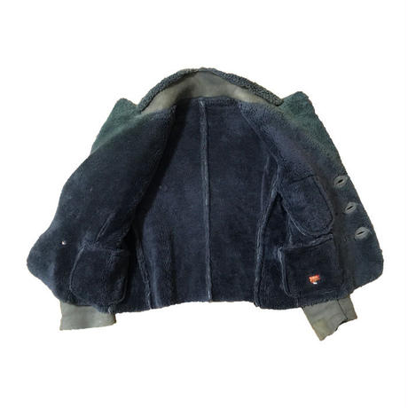 【USED】80'S VIVIENNE WESTWOOD MOUTON CHICO JACKET