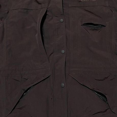 【USED】00'S DKNY ACTIVE NYLON TECH JACKET
