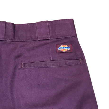 【USED】DICKIES CROPPED WORK PANTS
