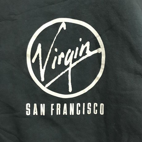 【USED】90'S VIRGIN RECORDS SWEATSHIRT
