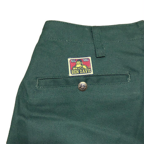 【DEAD STOCK】90'S BEN DAVIS WORK PANTS