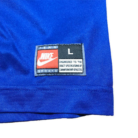 【USED】90'S NIKE V-NECK GAME T-SHIRT