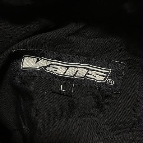 【USED】00'S VANS S/S SHIRT