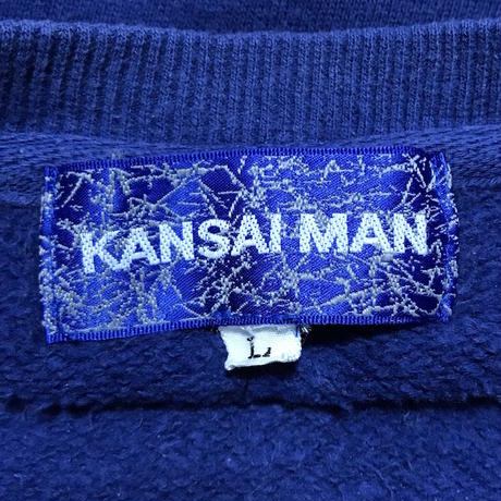 【USED】90'S  KANSAI MAN SWEATSHIRT