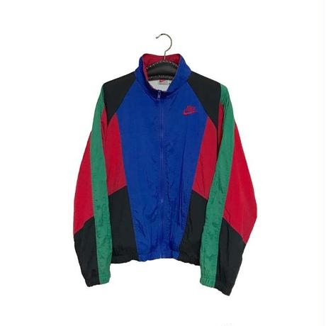 【USED】90'S NIKE CRAZY COLOR NYLON JACKET
