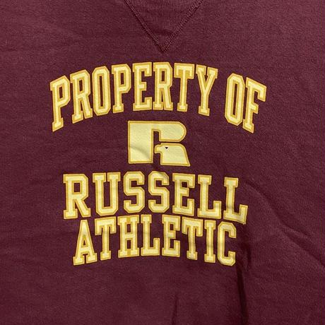 【USED】90'S RUSSELL ATHLETIC SWEAT SHIRT