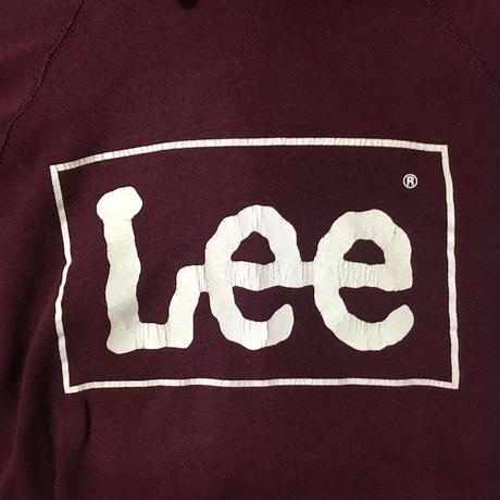 【USED】80'S LEE SWEAT HOODIE